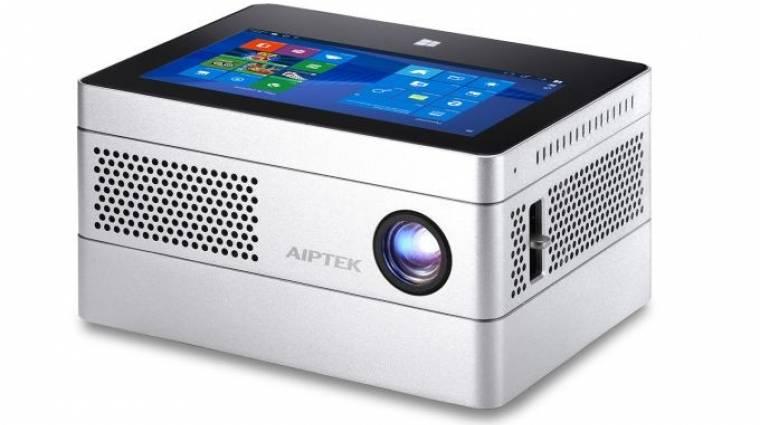 Mindent tud az Aiptek moduláris mini PC-je kép
