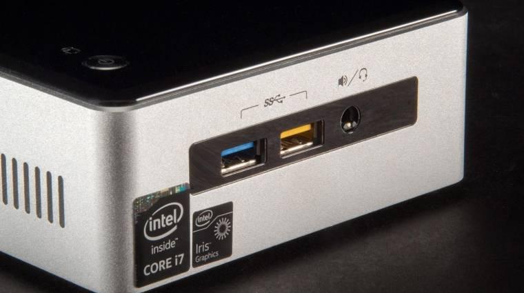Közelednek az új Intel NUC-k kép