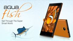 Sailfish OS fut az Intex Aqua Fish mobilon kép