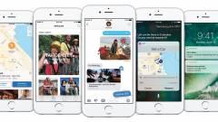Megérkeztek az iOS 10 első matricái kép