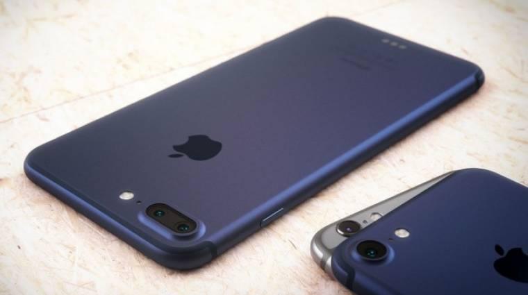 Jól jár az Intel az iPhone 7-tel kép
