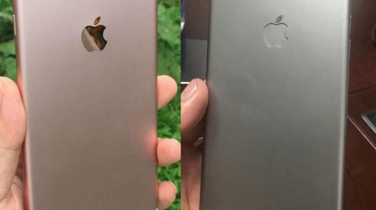 Ilyen színekben jön az iPhone 7 kép