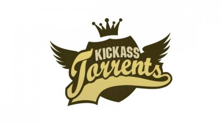 Vége a KickassTorrentsnek kép