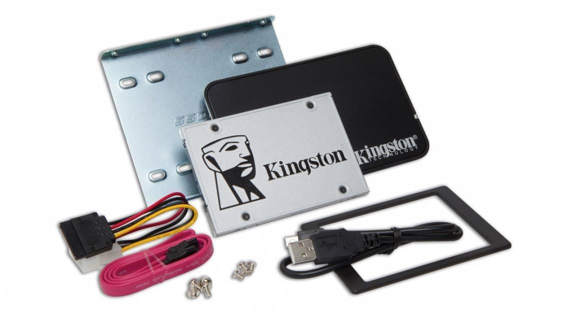 TESZT: Kingston SSDNow UV400 480 GB - Csak az ár számít kép