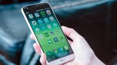 Nagyon szorult helyzetben az LG G5 kép