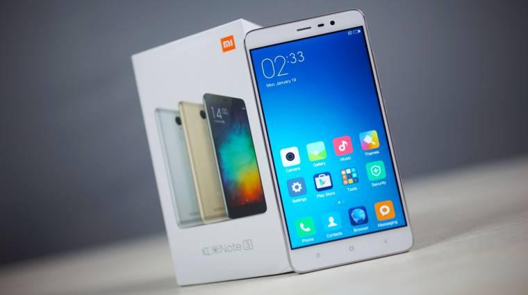 110 millió Xiaomi Redmi készülék talált gazdára kép