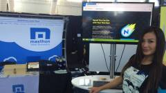 Engedély nélkül gyűjt személyes adatokat a Maxthon kép
