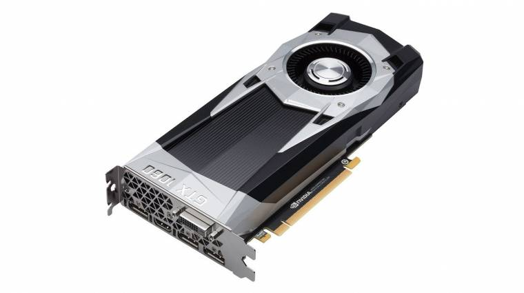 Hivatalos az NVIDIA GeForce GTX 1060! kép