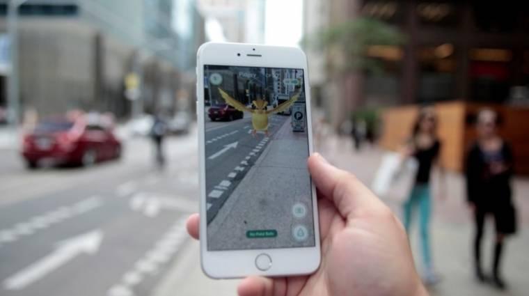 Egy vagyont keres az Apple a Pokémon GO miatt kép