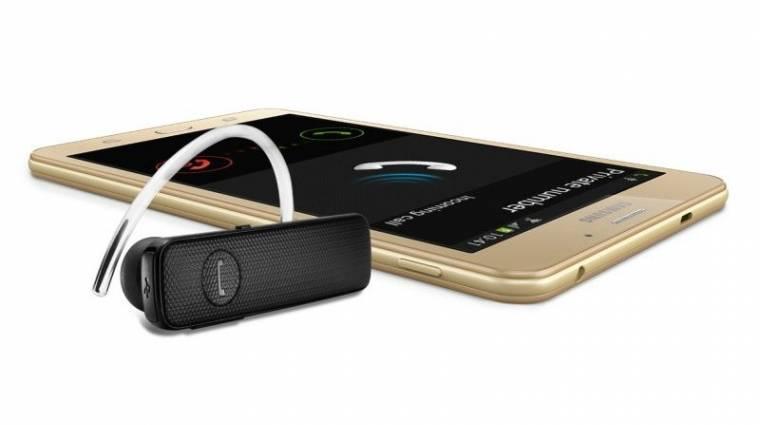 7 hüvelykes mobillal állt elő a Samsung kép
