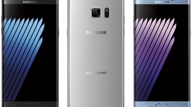 Újabb kiszivárgott képeken a Galaxy Note 7 kép