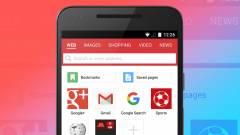 Letölti a videókat az androidos Opera Mini kép