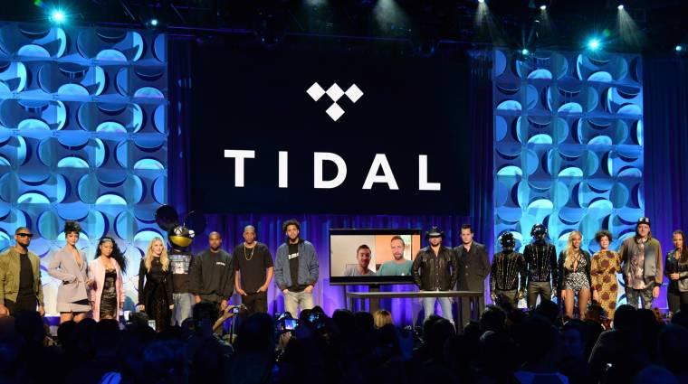 500 millió dollárért vihetné a Tidalt az Apple kép