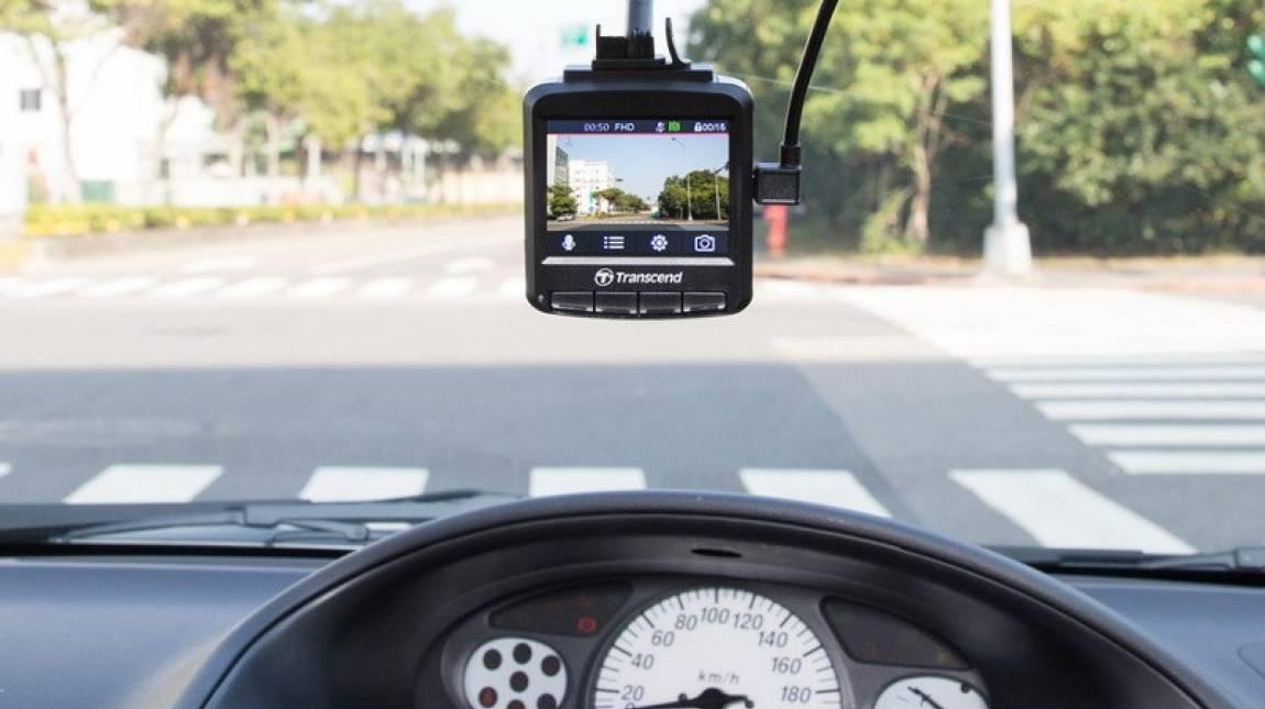 TESZT: Transcend DrivePro 220M - Extra szemmel az úton kép