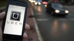Kivonult az Uber Magyarországról kép