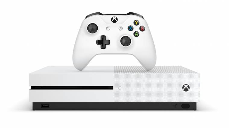 Az elsők közt jön Magyarországra az Xbox One S kép