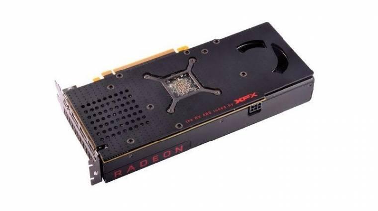 Megoldódott a Radeon RX 480 fogyasztási problémája kép