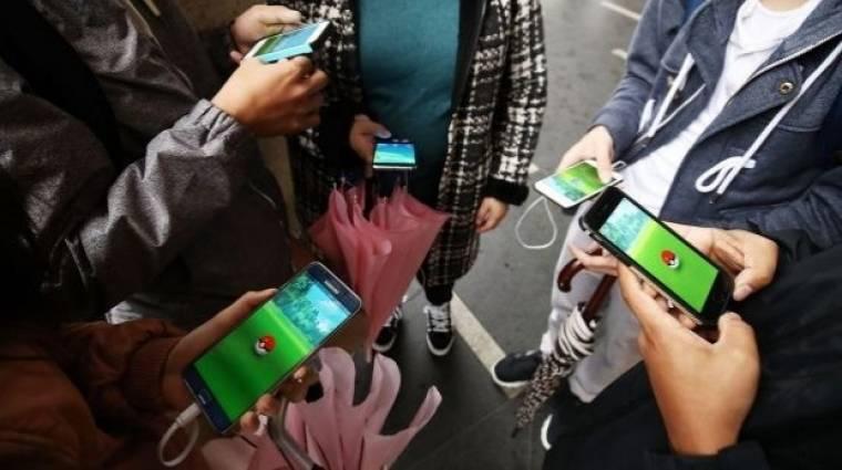 Betiltanák az iskolákban a Pokémon GO-t kép
