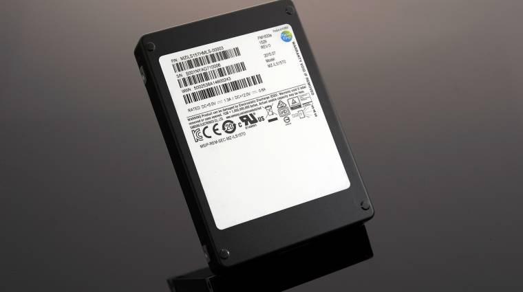 A Samsungnak is van gigantikus SSD-je kép