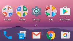 Ez lehet a Google új Nexus launchere kép