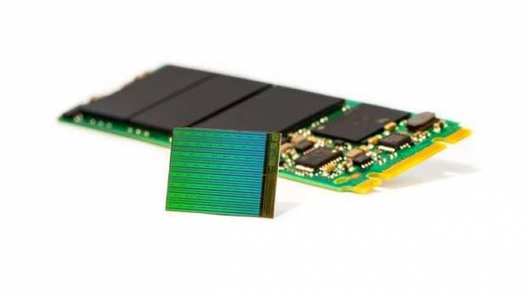Okostelefonokba megy a 3D NAND flash tárhely kép