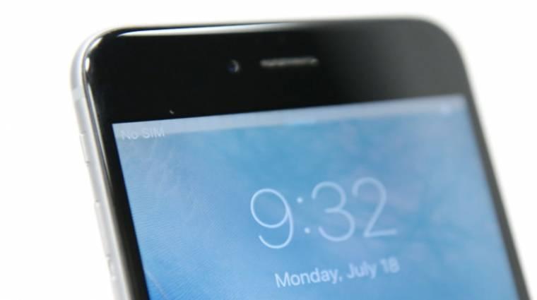 Óriási baj van az iPhone 6-tal kép