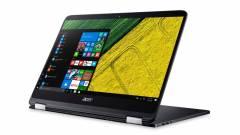 Új hibrid laptopcsaláddal jelentkezett az Acer kép