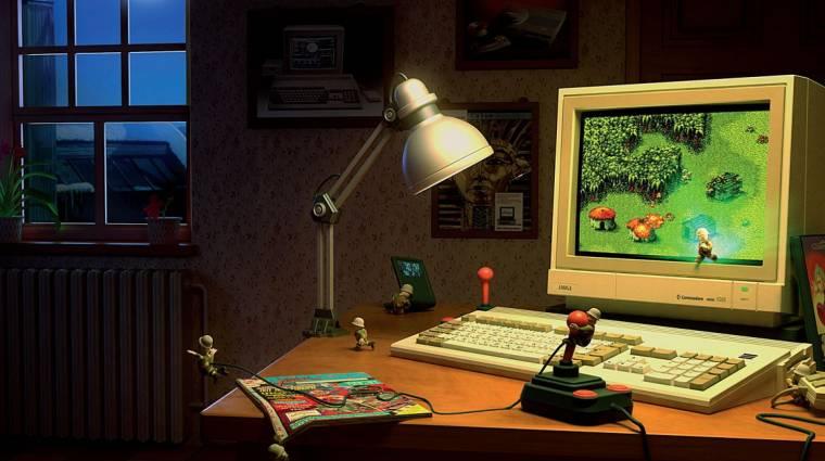 Több ezer Amiga játék érhető el a böngészőből kép