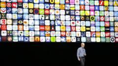 Gombamód szaporodnak az iOS-es appok kép