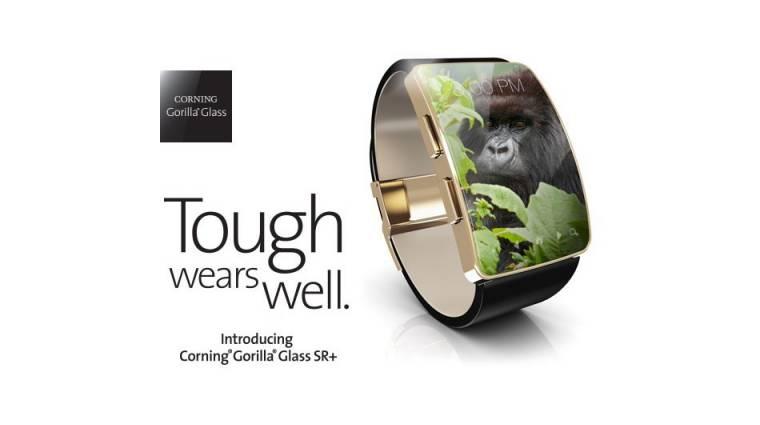 Okosórákra termett a Gorilla Glass SR+ kép