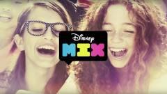Gyerekeknek szól a Disney Mix üzenetküldő kép