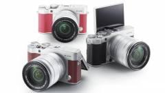 Ilyen lett a Fujifilm X-A3 tükör nélküli fényképezője kép