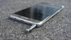 Visszatér az akciójegyzet a Galaxy Note 7-re kép