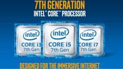 Megérkeztek a hetedik generációs Intel CPU-k! kép