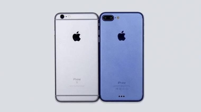 Körvonalazódik az új iPhone kép