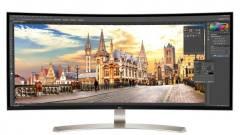 Hatalmas, 21:9-es monitorokkal újít az LG kép