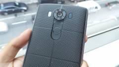 Szeptember 6-án jön az LG V20 kép
