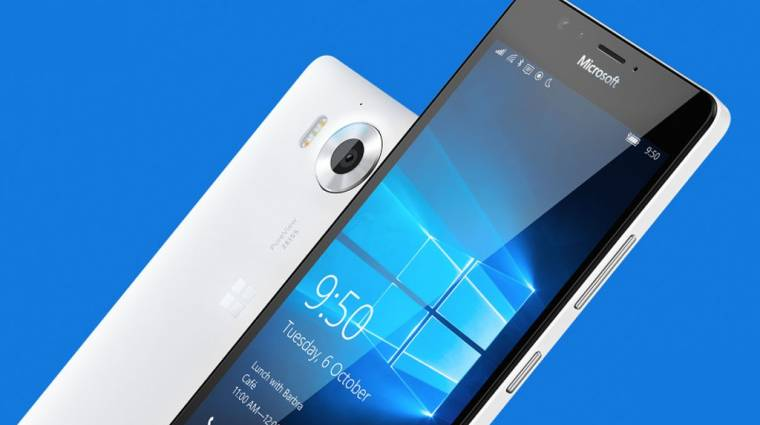 Mégsem jön ma a Windows 10 Mobile Anniversary Update kép