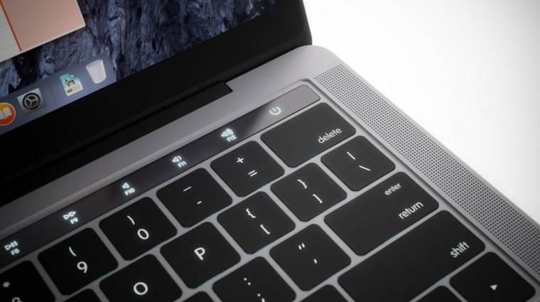 Gyorsabb USB 3.1-et kapnak az új Macek kép