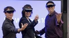 Minden új Windows 10-es PC HoloLens-képes lesz jövőre kép