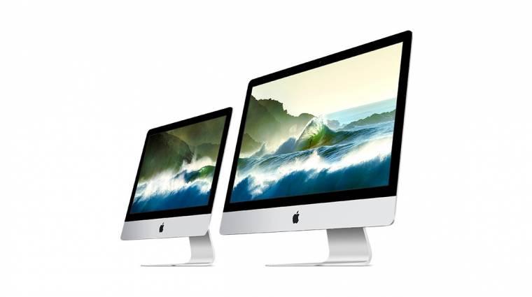 Jön az új MacBook Air és az iMac kép