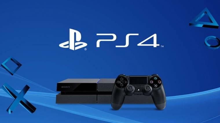Jelentős frissítést kap a PlayStation 4 szoftvere kép