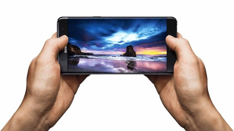 Hivatalos a Samsung Galaxy Note 7 kép