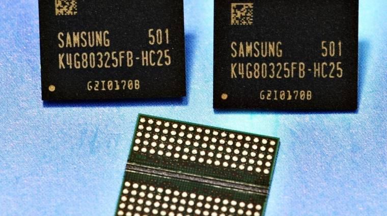 2018-ra várja a GDDR6-ot a Samsung kép
