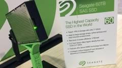60 terabájtos SSD-t demonstrált a Seagate kép