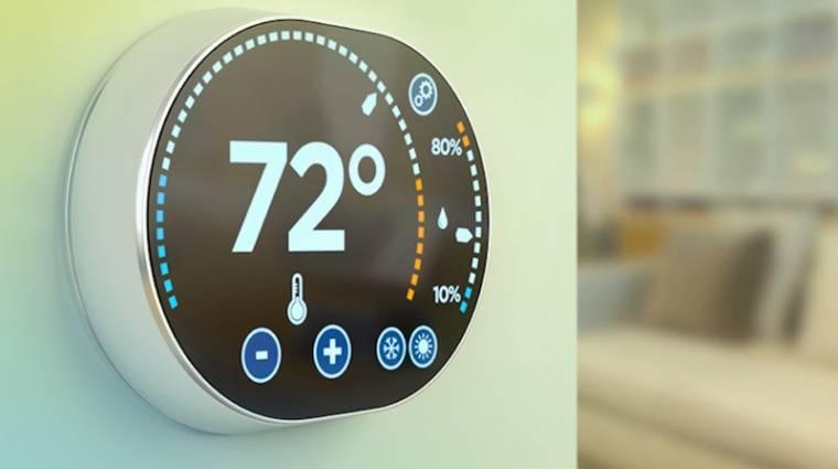 Okos termosztátra írtak zsarolóprogramot kép