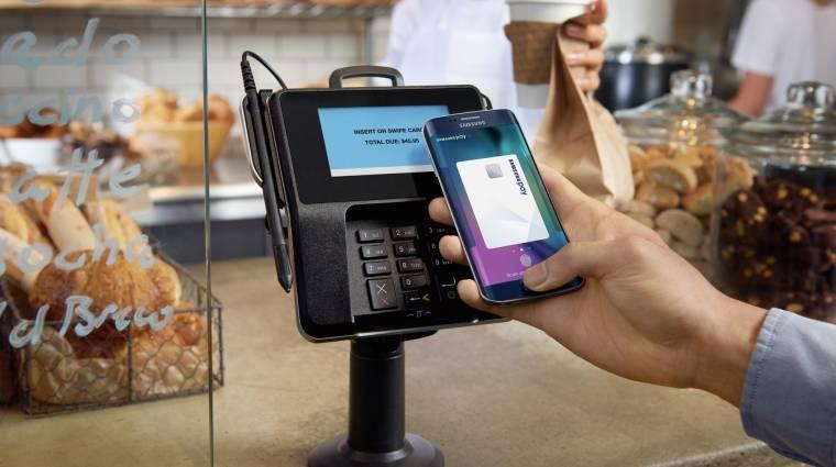 Nagy rést találtak a Samsung Pay rendszerében - frissítve kép