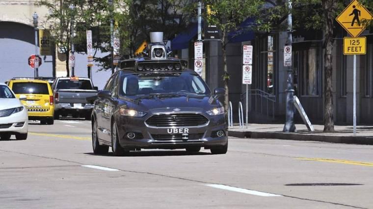 Megszabadulna a Google Térképtől az Uber kép