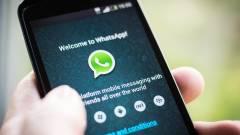 Kiadja az adataid a Whatsapp a Facebooknak kép