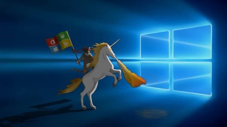 Megjelent a Windows 10 Anniversary Update kép